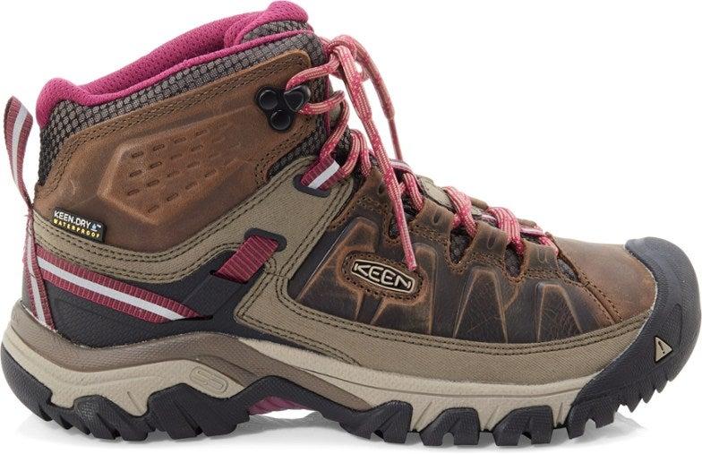 KEEN Targhee III Mid WP Hiking Boot