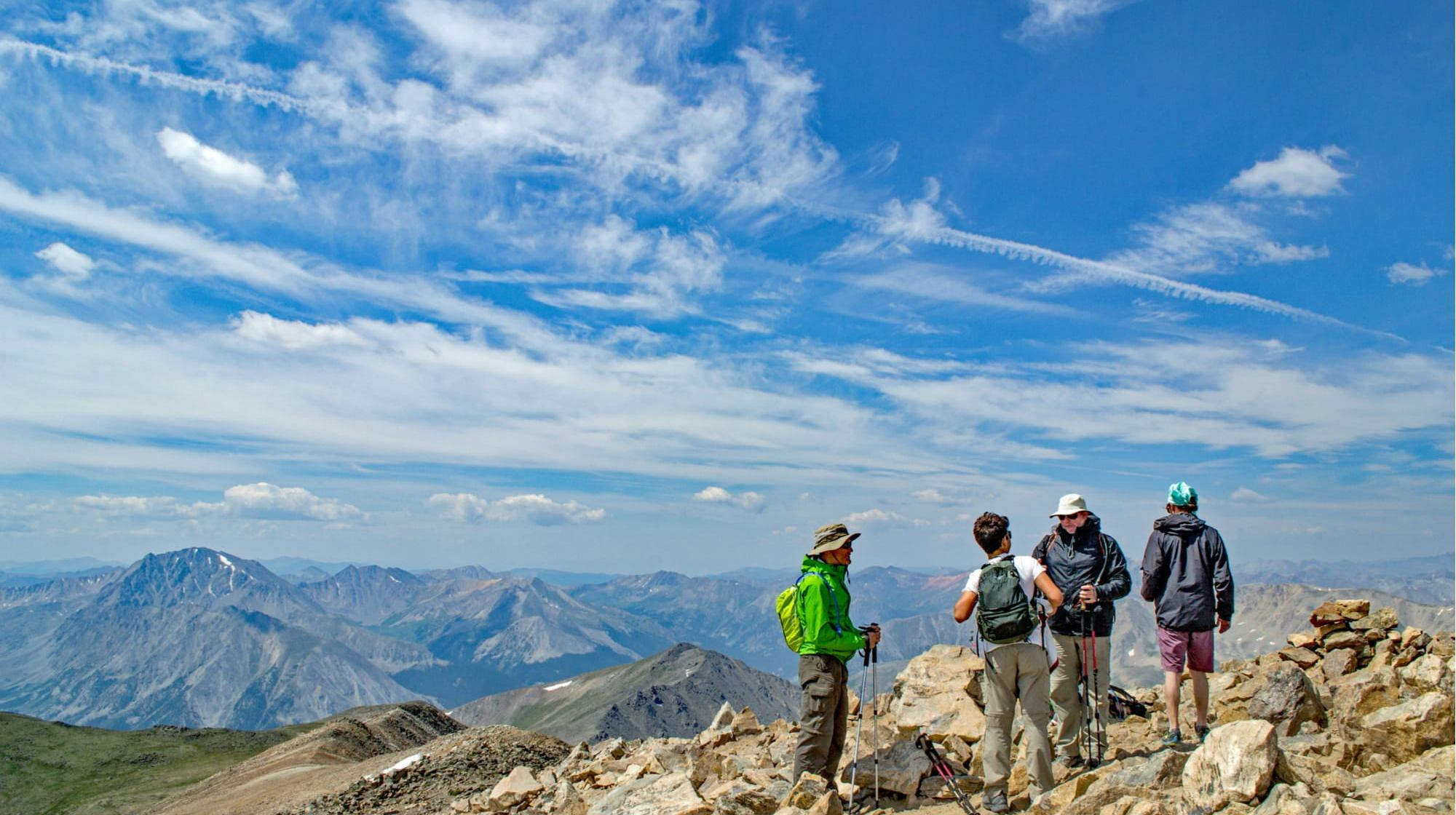 Colorado 14ers: A Guide to Hiking Colorado's Tallest Mountains