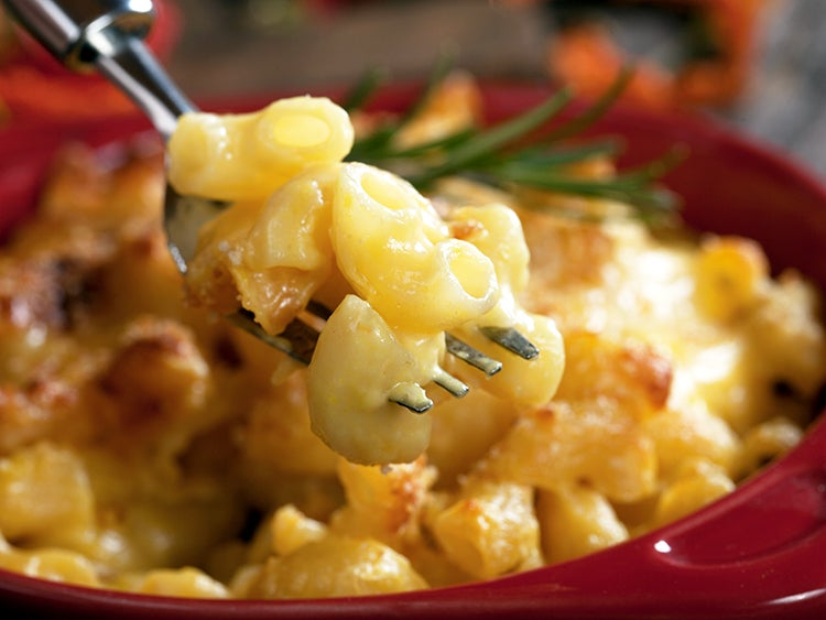 campfire foil macaroni and cheese