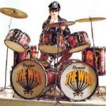 La batterie de Keith Moon