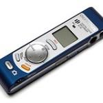 Un exemple de dictaphone pour s'enregistrer à la batterie acoustique