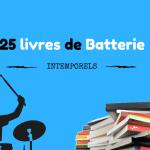 25 livres de batterie