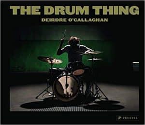 The Drum Thing une idée cadeau de livre batterie