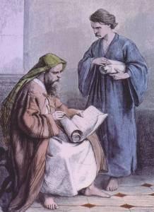 Paul and Onesimus