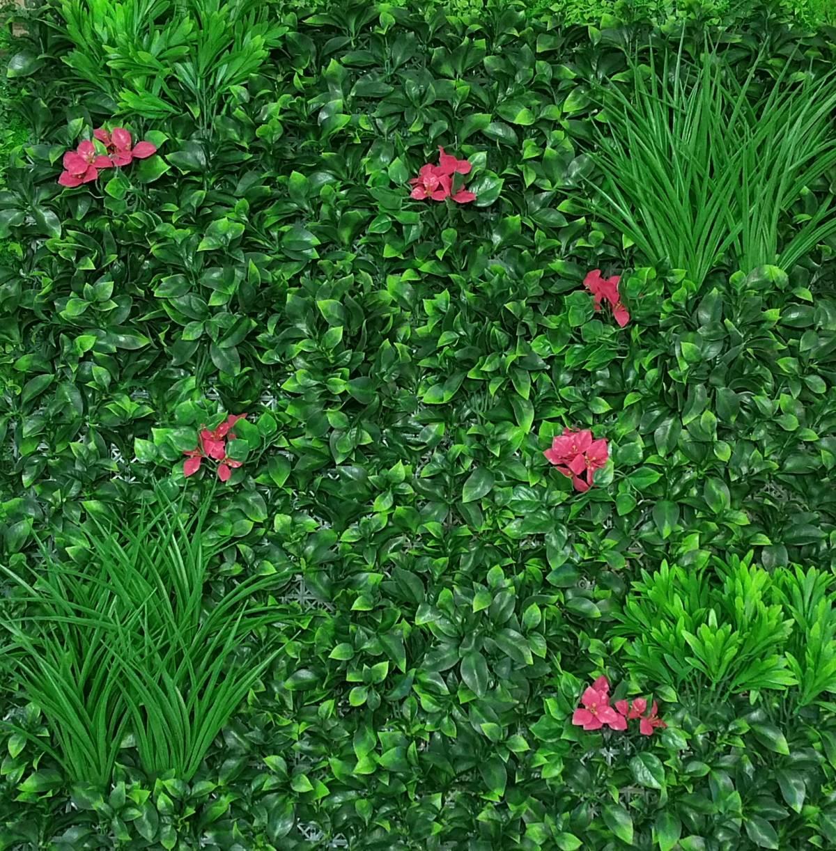 haies artificielles pour votre jardin