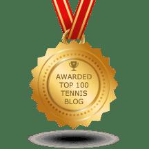 Top 100 Tennis blogs