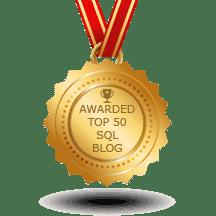 SQL server blogs