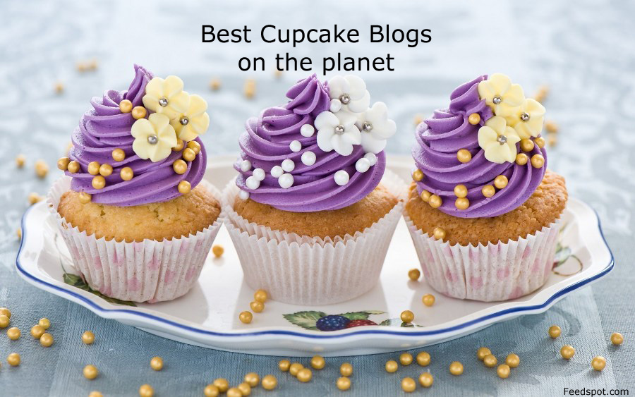 Top 20 Cupcake Blogs And Websites With Best Cupcake