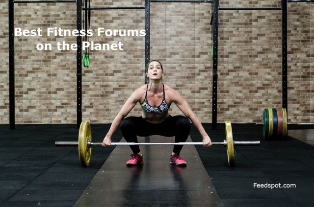 Fitness Forums