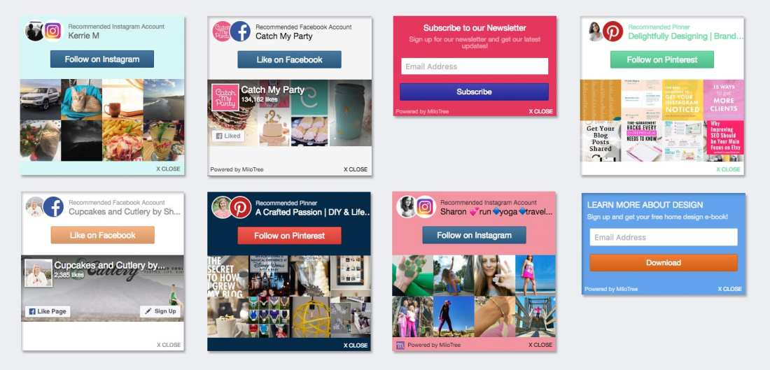Grow Your Instagram Followers with MiloTree | Help for New Bloggers