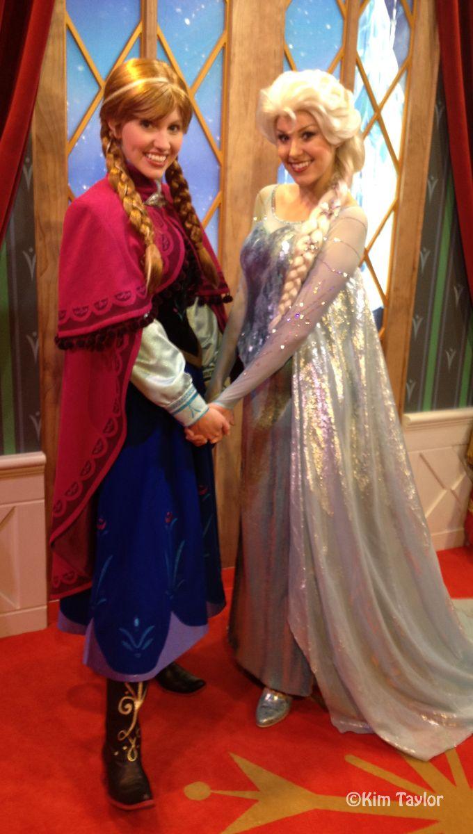Anna And Elsa Disney Norway