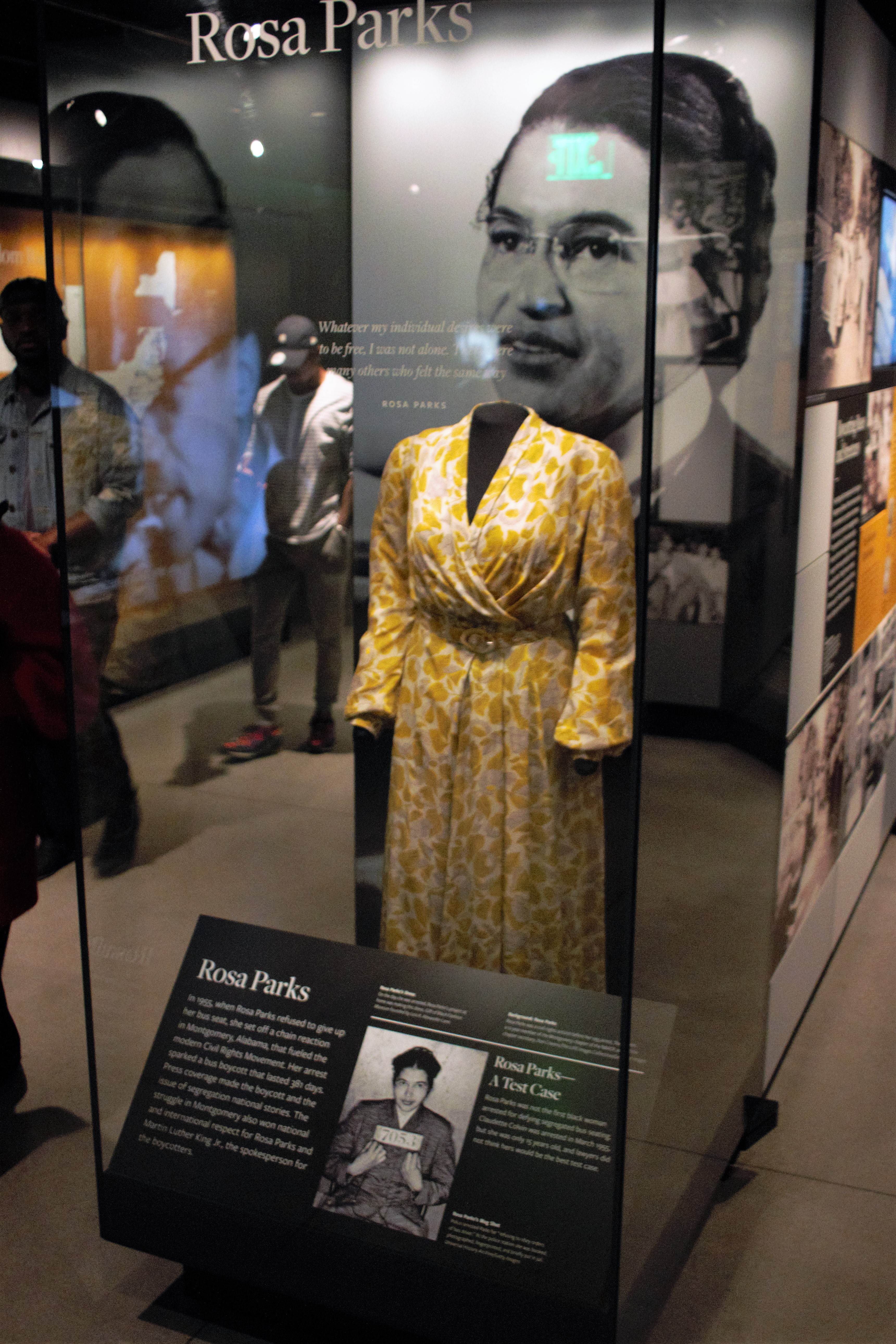 Washington Dc National Museum Of African American History