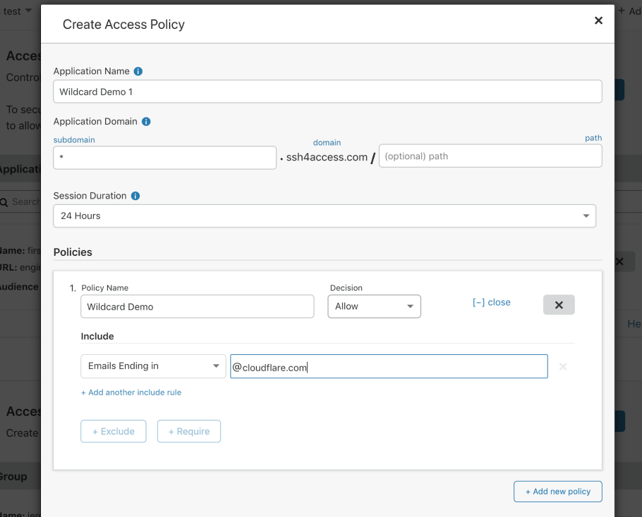 Securing infrastructure at scale with Cloudflare Access