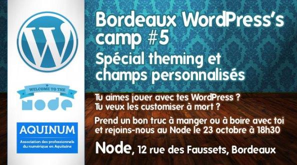 WordPress Bordeaux Formation