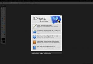 Pixlr Editor - Tutoriel pour ajouter du texte sur une image - Blog de geekette