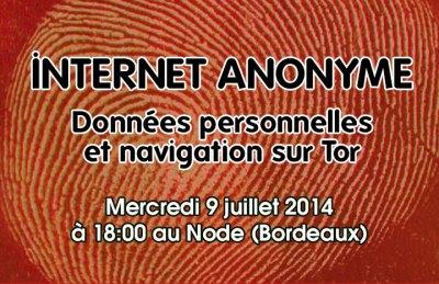 Internet Anonyme - Navigateur Tor