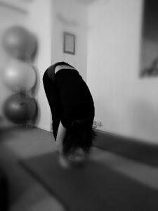 Mon défi pilates yoga # jour 3