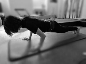 Mon défi pilates yoga # jour 4