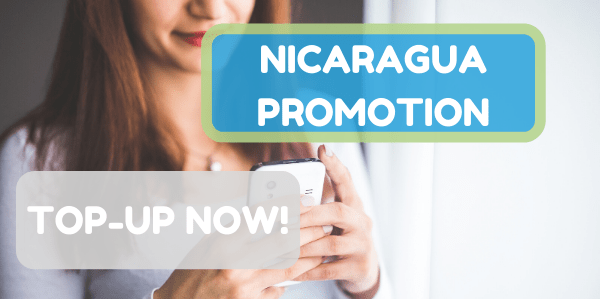 Send money to Nicaragua with special promotions
