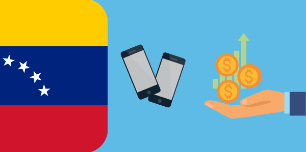 New top-up amounts for Venezuela!