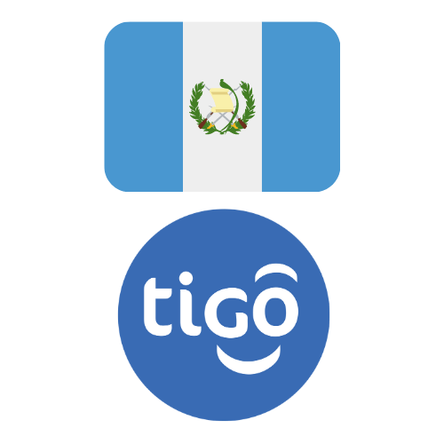 Top-up Tigo Guatemala