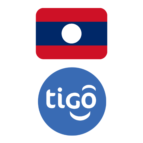 Top-up Tigo Laos