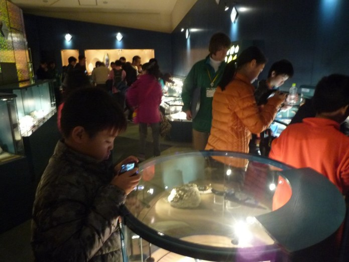 HK students visit Fossa Magna Museum