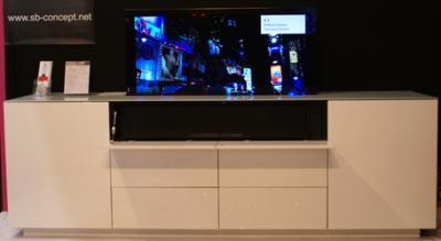Meubles TV Lvateurs Par SB Concept Blog Esprit Design