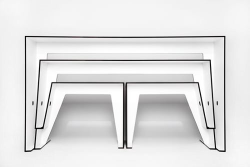 the compact cafe table par sigurd larsen