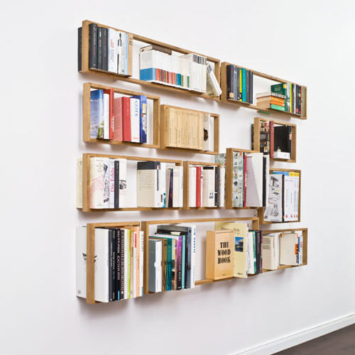 idee bibliotheque murale archives