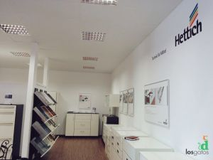 Showroom Hettich
