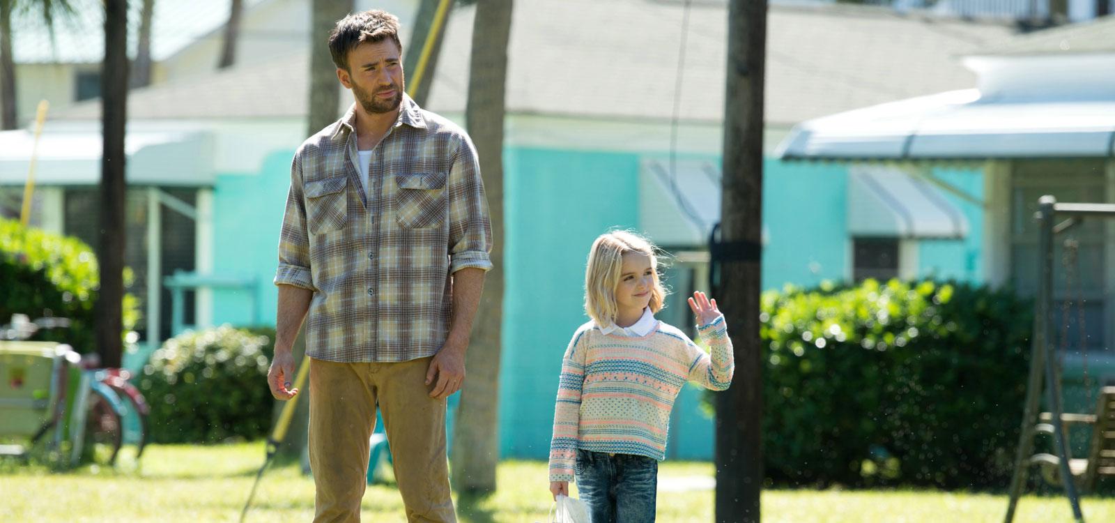 Kinofilm Begabt mit Chris Evans
