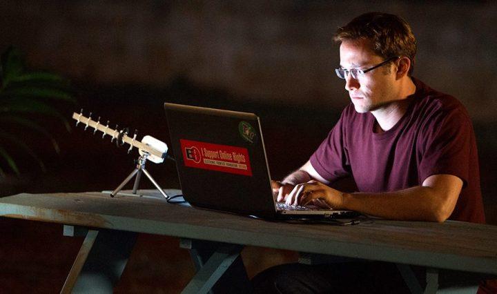 Joseph Gordon-Levitt Snowden Filmkritik