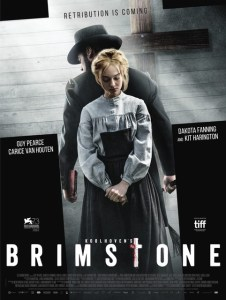 Brimstone Poster Filmkritik