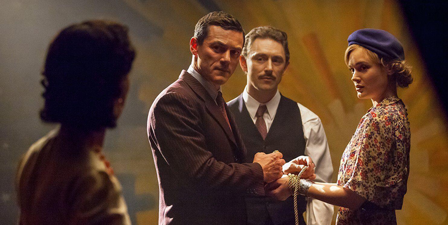 Professor Marston und Wonder Woman Luke Evans Filmkritik