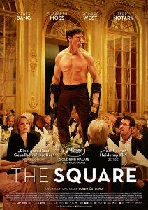 The Square Film-Poster Filmkritik