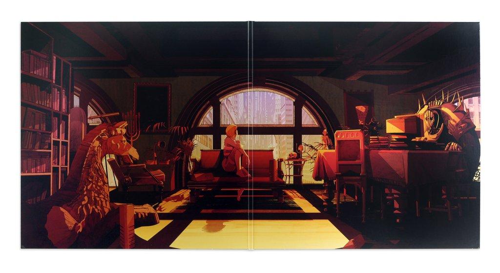 The Fifth Element Soundtrack Vinyl Mondo Gatefold