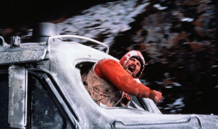 Runaway Train Jon Voight Filmkritik Fluxkompensator