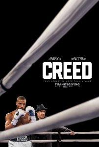 Creed Poster Michael B. Jordan Sylvester Stallone