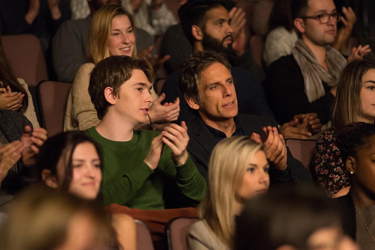 Im Zweifel Glücklich Ben Stiller Austin Abrams