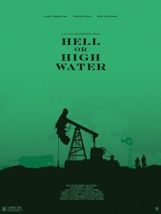 Hell or High Water Kinoposter