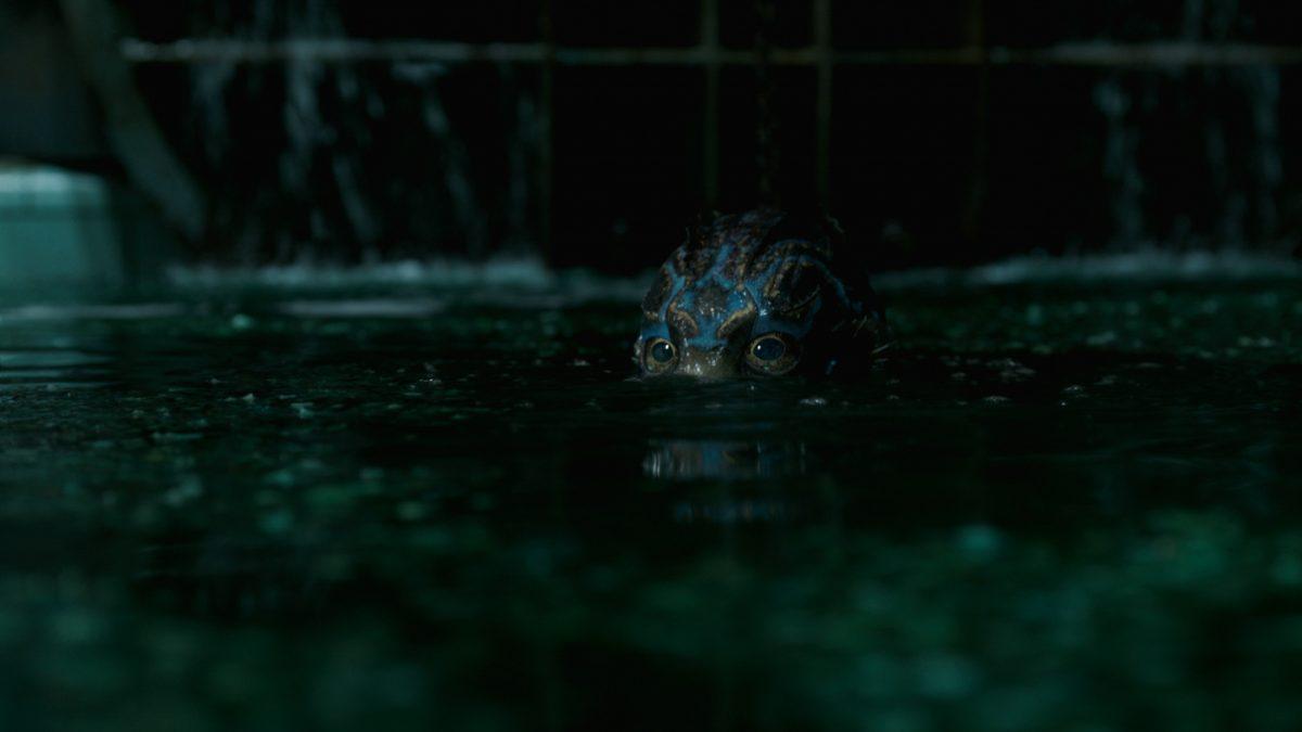 The Shape of Water Doug Jones