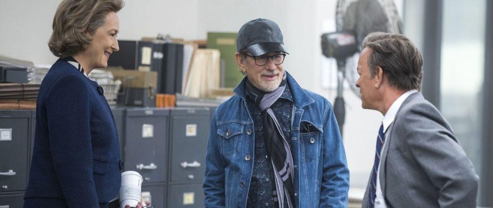 Die Verlegerin Meryl Streep Steven Spielberg Tom Hanks