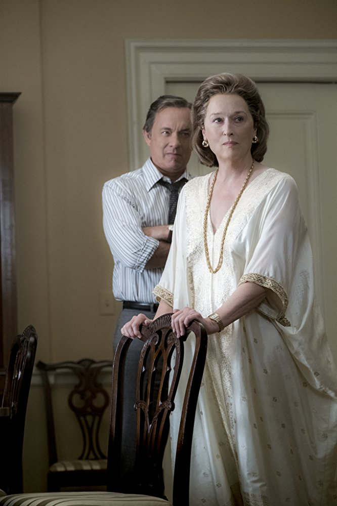 Die Verlegerin Meryl Streep Tom Hanks