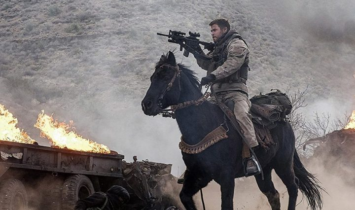 Operation 12 Strong Chris Hemsworth
