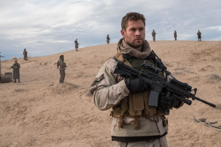 Operation 12 Strong Chris Hemsworth