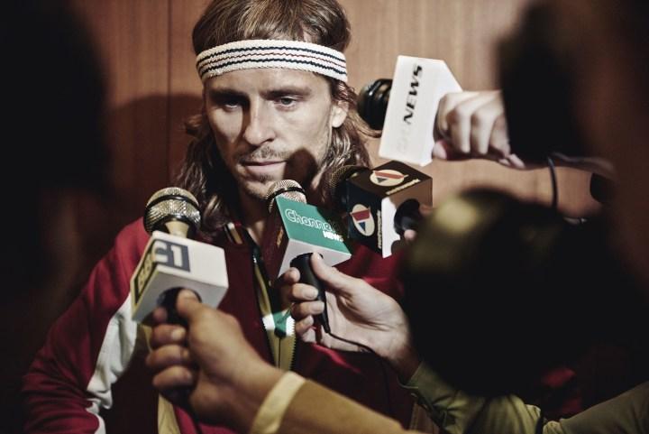 Borg vs. McEnroe Sverrir Gudnason