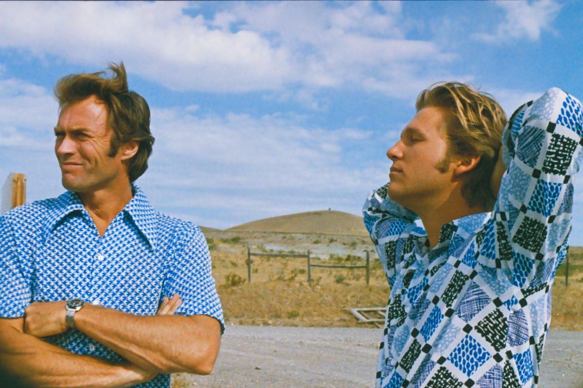Die Letzen beissen die Hunde Clint Eastwood Jeff Bridges