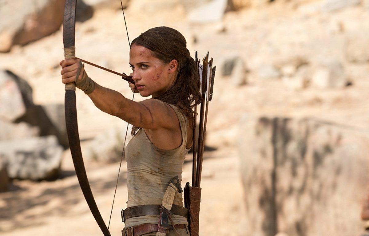Tomb Raider 2018 Alicia Vikander5