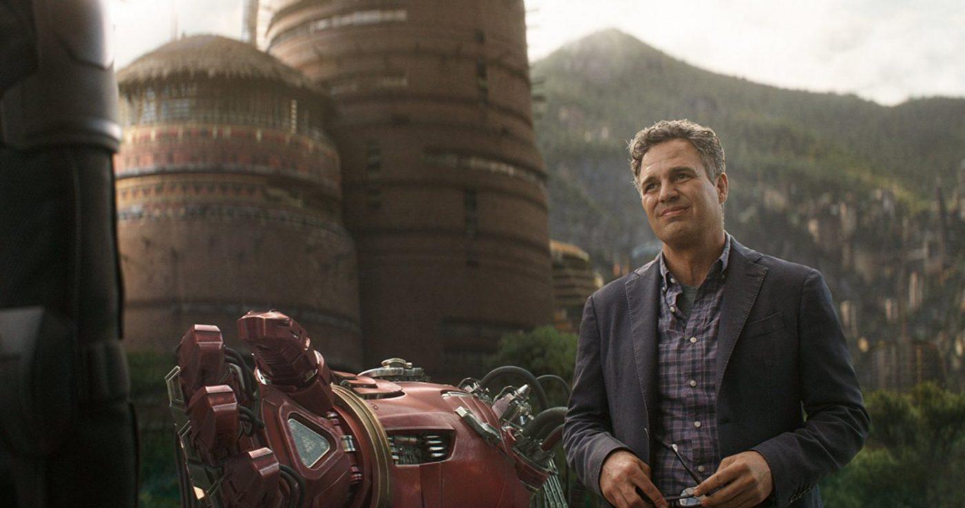 Averngers Infinity War Hulk